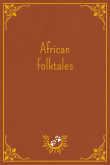 Book Cover of African Folktales